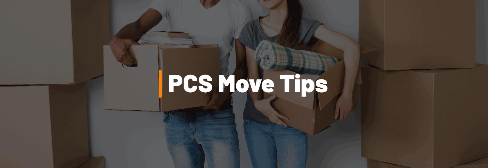 PCS Move Tips
