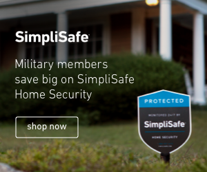 Military Appreciation Month - SimpliSafe