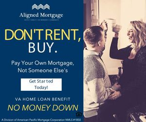 Military Appreciation Month - Aligned Mortgage