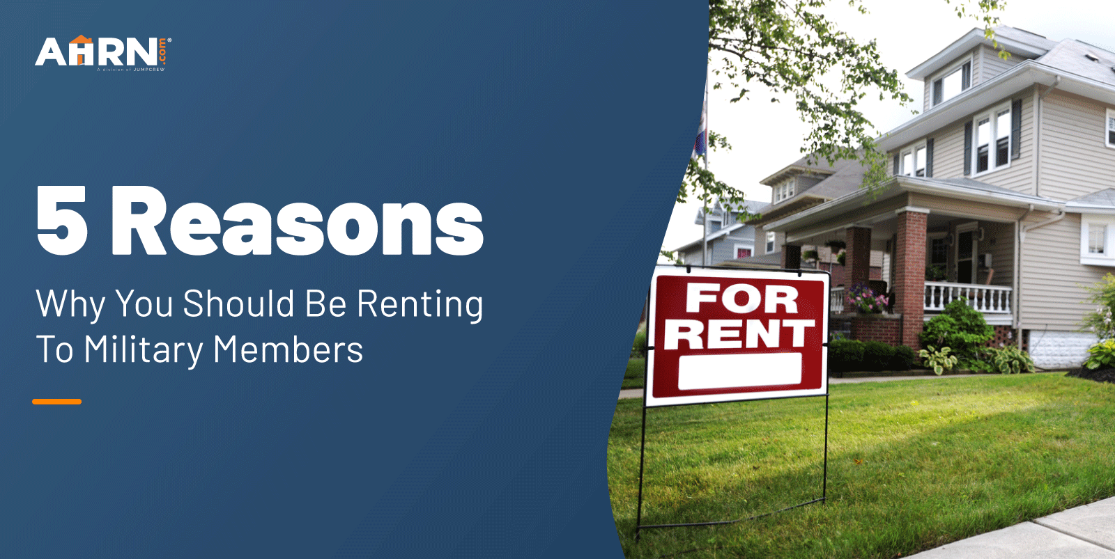 5 Reasons Why You Should Be Renting To Military Members