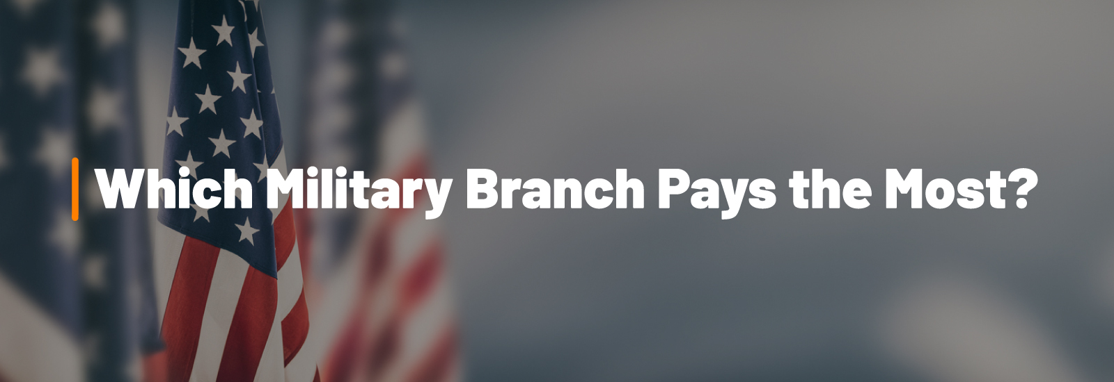 Which Military Branch Pays the Most?