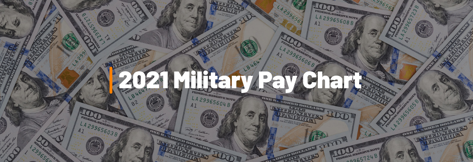 2021 Military Pay Chart