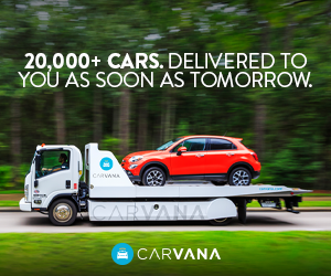 Carvana Deals Thumbnail