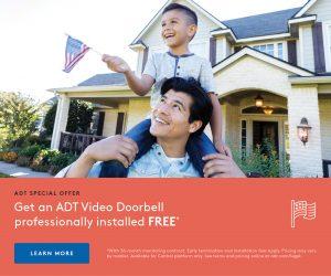 ADT Veterans Day Deal