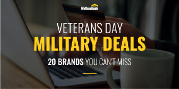 20 Veterans Day Deals You Can't Miss