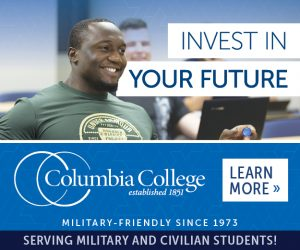 Military Appreciation Month - Columbia College Deal