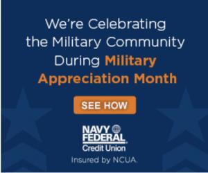 Military Appreciation Month - NFCU