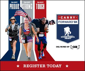 Wounded Warrior Veterans Day Offer